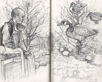drawingandsketchbook